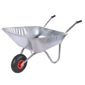 Image of Walsall Steel Heavy duty Wheelbarrow 85L