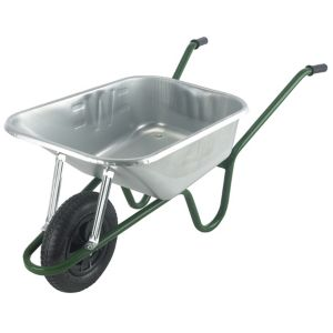 Image of Walsall Premier plus Metal Wheelbarrow 120L