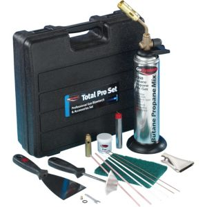 Image of GoSystem Blow torch & accessory set