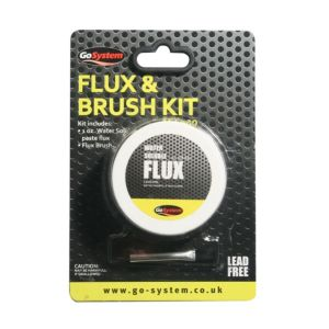 View Gosystem Flux & Brush Kit details