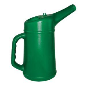 View Green Plastic Mixing Bottle 1L details