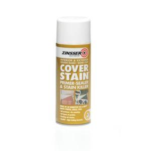 Image of Zinsser Cover stain Primer sealer 0.4L