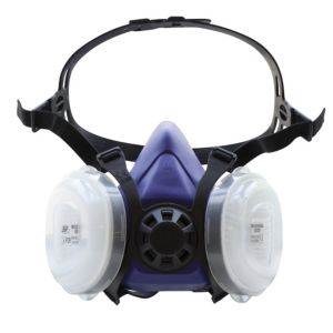 View JSP Maximask 2000 Twin Half Mask, Pack of 2 details
