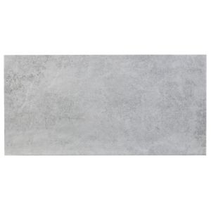 Image of Lofthouse Grey Plaster effect Ceramic Wall & floor tile Pack of 6 (L)598mm (W)298mm