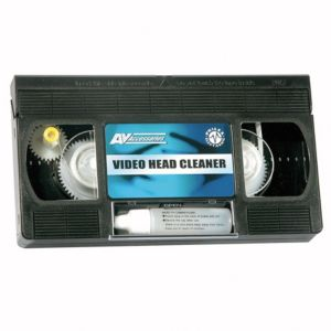 View Philex Black Vcr Head Cleaning Kit details