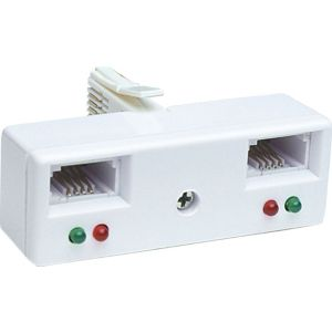View Philex White Telephone Adaptor details
