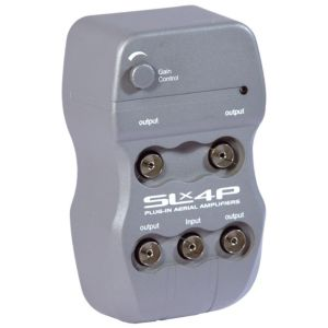 View SLX 4 Aerial Amplifier details