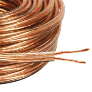 View SLX Gold Copper Speaker Cable 10m details