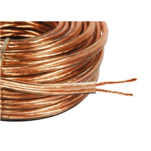 View SLX Gold Copper Speaker Cable 20m details