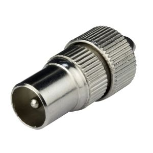 Tristar Coaxial Plug  Pack of 2