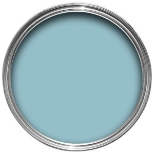 View Fired Earth Interior & Exterior Duck Egg Blue Eggshell Acrylic Paint 750ml details