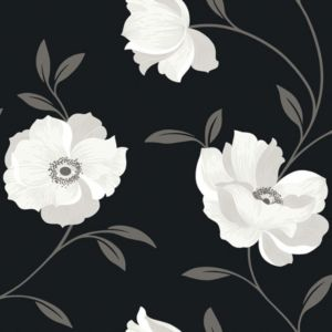 View Arthouse Opera Charleston Black & White Wallpaper details
