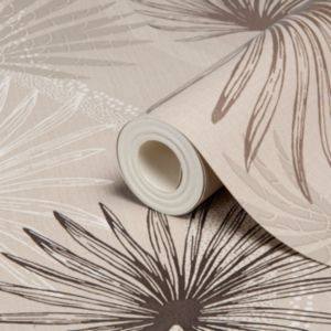 View Novara Damask Taupe Wallpaper details