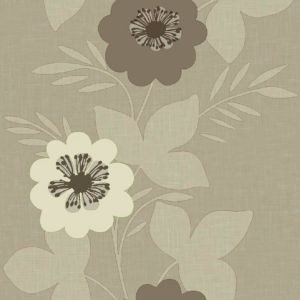 View Arthouse Bloom Border Beige & Cream Floral Wallpaper details