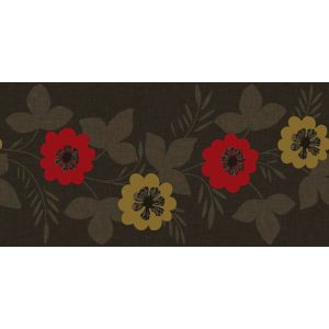 View Arthouse Bloom Multicolour Floral Border details