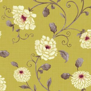 View Arthouse Vintage Antoinette Pistachio Wallpaper details