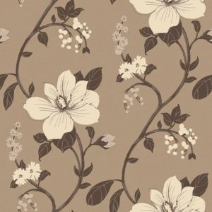 View Tatami Floral Stone Wallpaper details
