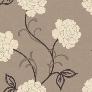 View Arthouse Opera Lauren Brown & Cream Wallpaper details