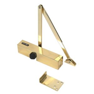View Briton 2000 Series 97017 Heavy Duty Door Closer details