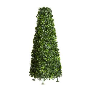 Image of Smart Garden Boxwood Artificial topiary obelisk 200 mm
