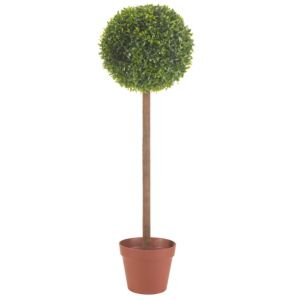 Image of Smart Garden Boxwood effect Artificial topiary ball 250 mm