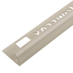 View Homelux Cream PVC Tile Trim details