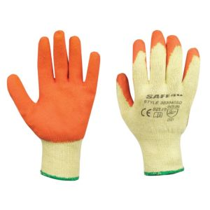 View Safe40 Latex & Mixed Fibre Wing Thumb Gloves details