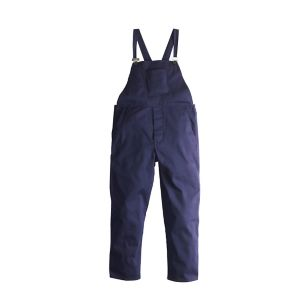View Worksafe Blue Polycotton Bib with Braces W40