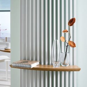 View Jaga Beech Effect Radiator Shelf (W)480mm (D)100mm details