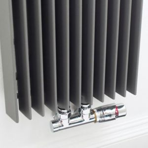 View Jaga Chrome Effect Thermostatic Radiator Valve details