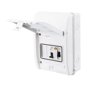 Image of BG 63A 3-Way Metal Enclosure Shower Kit