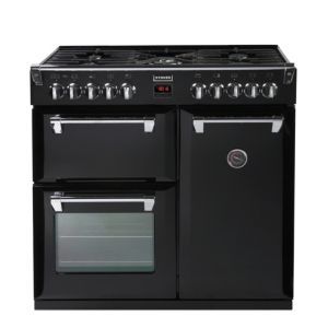 View Stoves Freestanding Dual Fuel Range Cooker with Gas Hob, 444440195 details