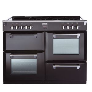 View Stoves Freestanding Dual Fuel Range Cooker, Black details