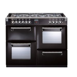 View Stoves Freestanding Dual Fuel Range Cooker with Gas Hob, 444440203 details