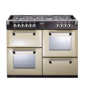 View Stoves Freestanding Dual Fuel Range Cooker, Champagne details