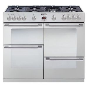 View Stoves Internal Gas Range Cooker, Silver Glass & Stainless Steel details