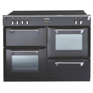 View Stoves Freestanding Electric Range Cooker, Black details