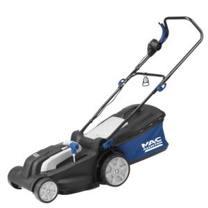 View Mac Allister 1300W Corded Metal Lawnmower details