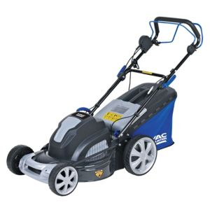 View Mac Allister 1800W SP Corded Metal Lawnmower details