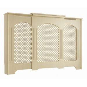 View Adjustable Cambridge Radiator Cover details