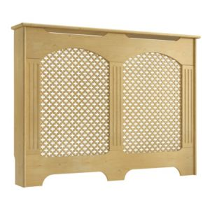 View Medium Oak Effect Cambridge Radiator Cover details