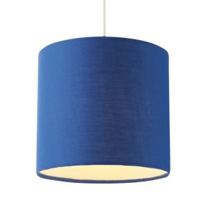 View Colours Haymarket Navy Light Shade (D)20cm details