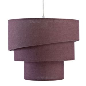 View Colours Bayle Clematis 3 Tier Light Shade details