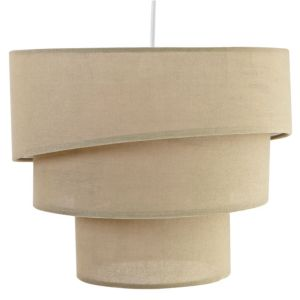 View Colours Bayle Seine 3 Tier Light Shade (D)35cm details