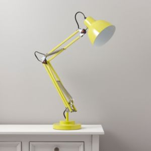 View Isaac Lime Desk Lamp details