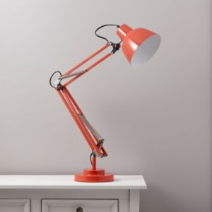 View Isaac Coral Desk Lamp details