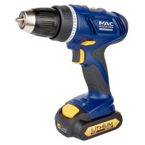 View Mac Allister Cordless 14.4V Li-Ion Drill Driver 1 Battery details