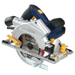 View Mac Allister 1400W 165mm Circular Saw MCS1400LA details