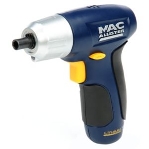 View Mac Allister Li-Ion Cordless Screwdriver MSD36A1-LI details
