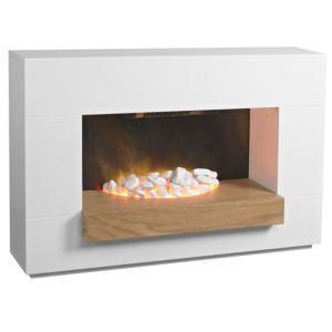 View Blyss Carlisle LED Display Electric Fire Suite details
